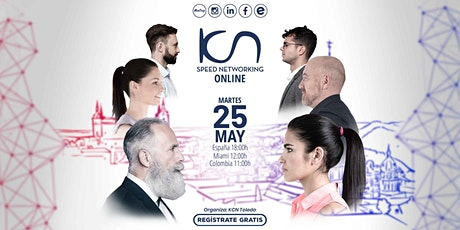 KCN Toledo Speed Networking Online 25May entradas