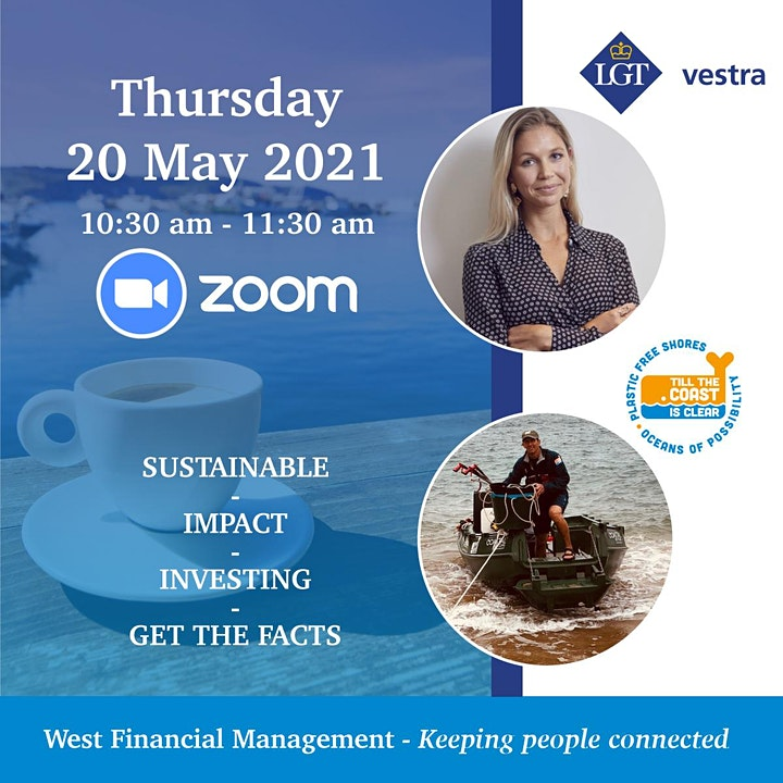 Coffee and Chat - Sustainable Investing image