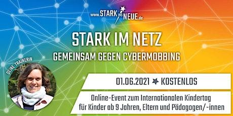 Stark im Netz - Gemeinsam gegen Cybermobbing - mit Antje aus Dresden Tickets