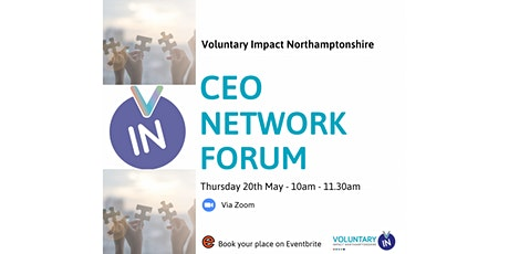 CEO Network Forum Northamptonshire tickets