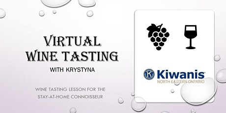Wine Tasting for the Stay-at-Home Connoisseur tickets