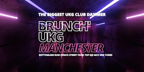 Brunch UKG MANCHESTER - 11 SEPT tickets