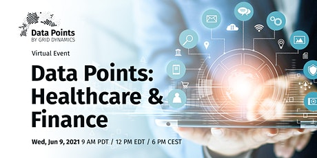 Data Points | Healthcare & Finance billets