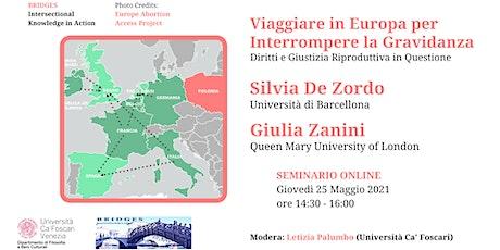 Viaggiare in Europa per Interrompere la Gravidanza biglietti