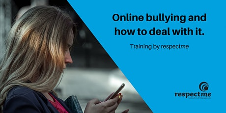 Webinar: Online Bullying tickets