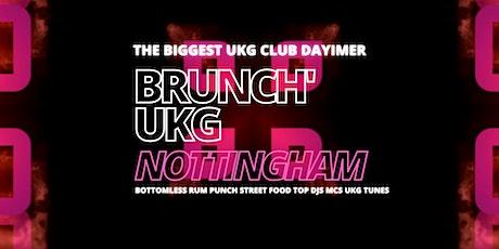 Brunch UK Garage NOTTS - 4 SEPT tickets