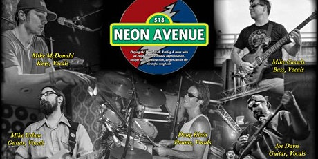 Neon Avenue tickets