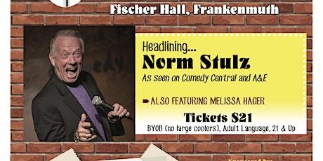 Comedy Show - Norm Stulz - Fischer Hall tickets
