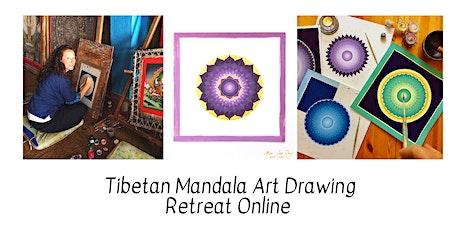 Mandala Art Drawing Retreat online tickets