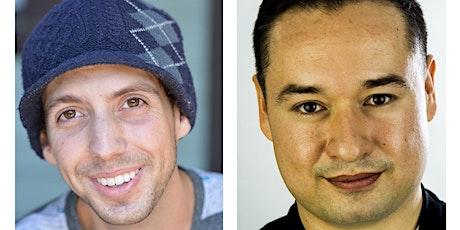 Alfonso Ochoa and Daniel Eachus Live at Speakeasy tickets
