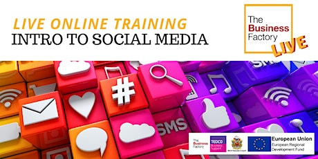 LIVE – Introduction to Social Media – 1pm tickets