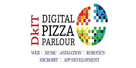 DkIT Digital Pizza Parlour - Music Through Code (python) tickets