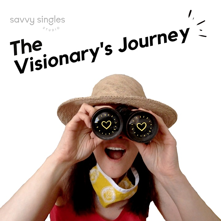 The Visionary's Journey - Quarantime to Design Your Ideal Lifestyle image