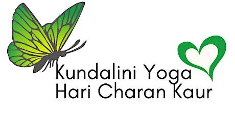 Online Kundalini Yoga class Mon 7.15pm tickets