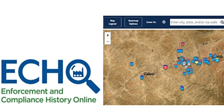 Enforcement and Compliance History Online (ECHO) and Use in Indian Country tickets
