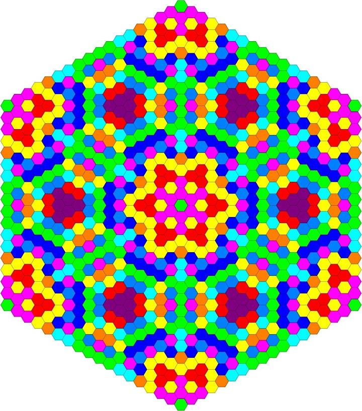 Copy of Мандала на батике image