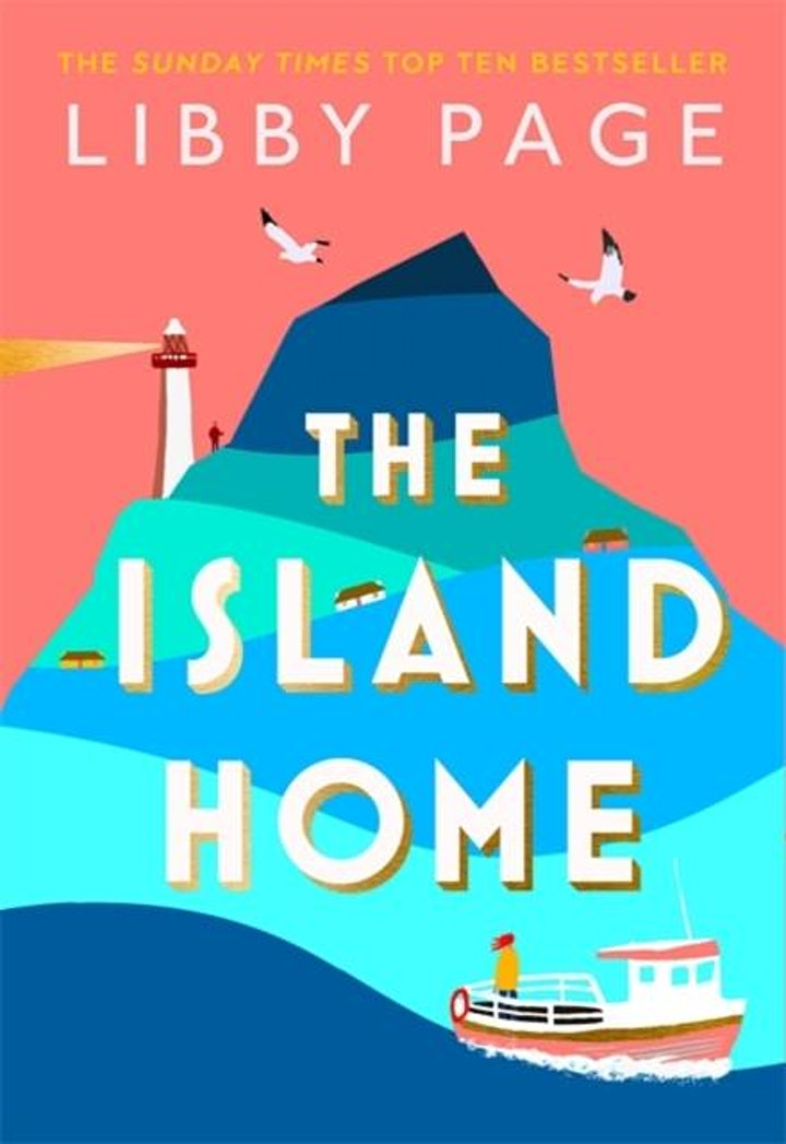 Author Special: The Island Home by Libby Page image