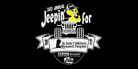 3rd Annual Jeepin' for St. Jude Jeep Run tickets