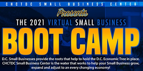 Virtual Small Business Boot Camp 2021 tickets
