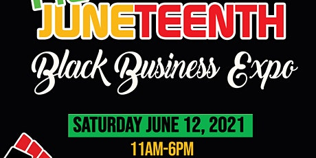 Pre Juneteenth Black Business Expo tickets
