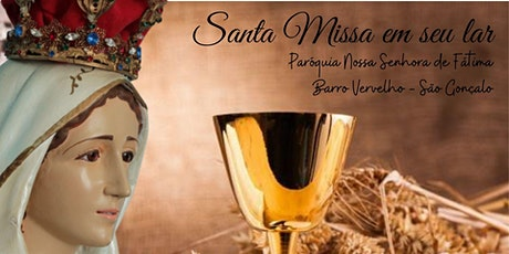 3º DIA DA NOVENA  com a  SANTA MISSA - QUINTA-FEIRA 06/05/2021 - ÀS  19H ingressos
