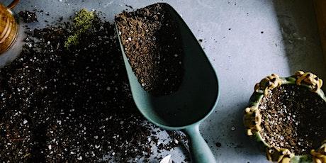 Organic Soil Amendments for Veggie Gardening tickets