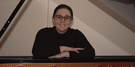 ALICIA HERNÁNDEZ - PIANO entradas
