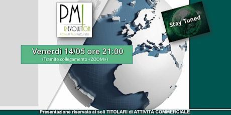 PMI R-Evolution - Attiva Il Tuo Fatturato entradas