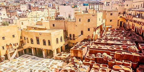 Chouara Tannery & Fes Medina Virtual Live Tour with licensed guide from Fez tickets