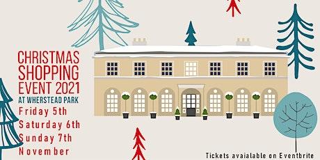 The Wherstead Park Christmas Show tickets