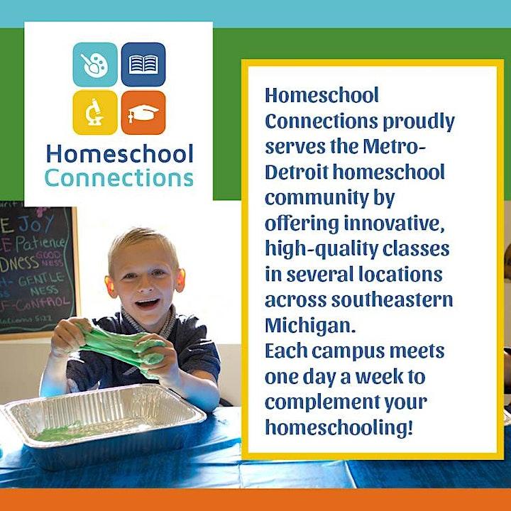 Auburn Hills: Homeschooling 101 Q&A, Info Meeting and Orientation image