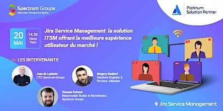 Jira Service Management  la solution ITSM tickets