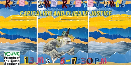Climate Justice and Capitalism tickets