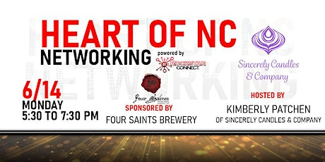 Heart of NC Rockstar Connect Networking Event (June, NC) tickets