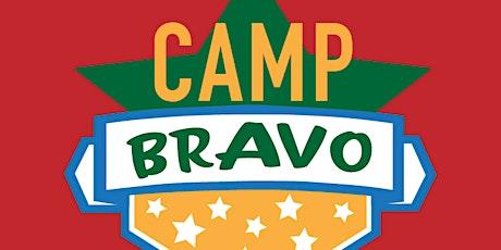 Camp Bravo 2021 - Registration tickets