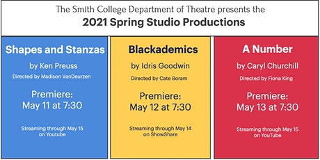 2021 Spring Studio Productions tickets