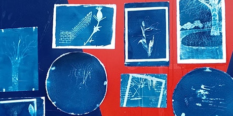 Yarmouth Springs Eternal: Cyanotype Photography with Genevieve Rudd tickets