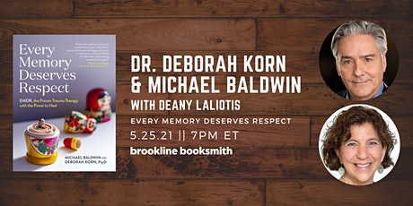 Dr. Deborah Korn & Michael Baldwin: Every Memory Deserves Respect tickets