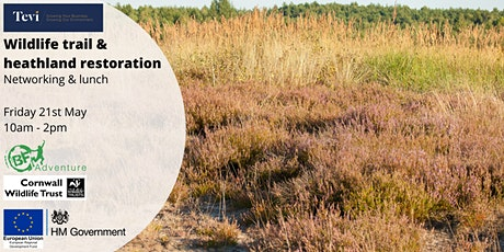 Tevi networking and habitat restoration event tickets