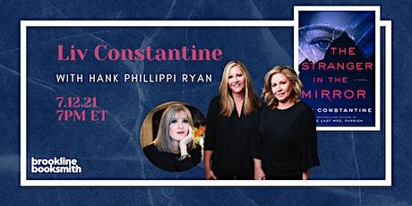 Liv Constantine with Hank Phillippi Ryan: The Stranger in the Mirror tickets