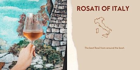 Italian Rosati Wine Chat  tickets