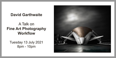 Photography Talk - David Garthwaite tickets