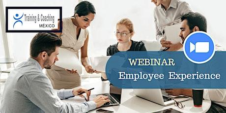 Webinar - Employee Experience tickets