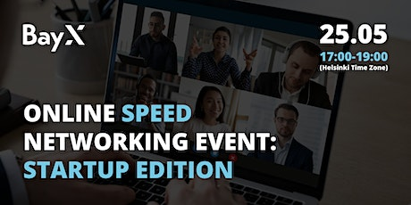 Speed Networking Event: Startup Edition tickets