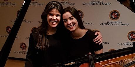 JOANA MARÍA RIERA (MALLORCA) Y ANDREA ALONSO (MADRID) – PIANO Y VIOLÍN entradas