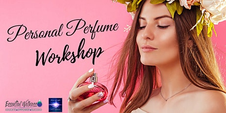 Design your own Personal Perfume tickets