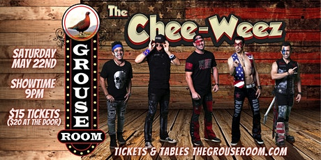 CHEE WEEZ at The Grouse Room tickets