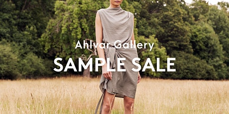 Ahlvar Gallery - Sample Sale tickets