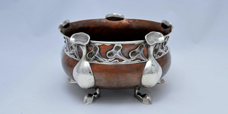 Victorian Arts and Crafts silver: Innovation and influence tickets