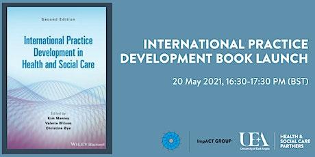 International Practice Development Book Launch tickets